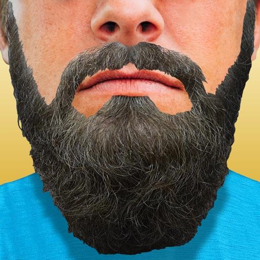 Cool Beard Styles: Add Beards Stickers to Photos