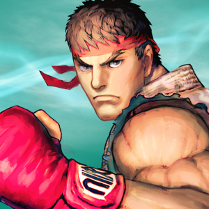 Street Fighter IV Champion Edition app