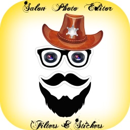 Salon Photo Editor Filters & Stickers