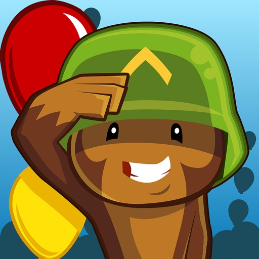 Bloons TD 5 app logo