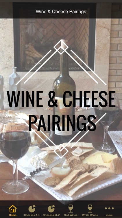 Wine & Cheese Pairings screenshot-0