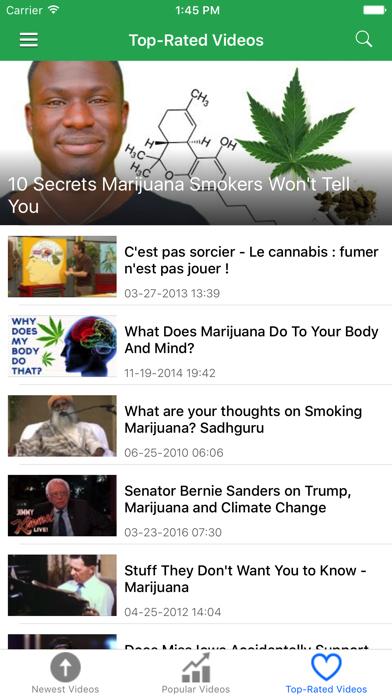 Marijuana Newsのおすすめ画像5