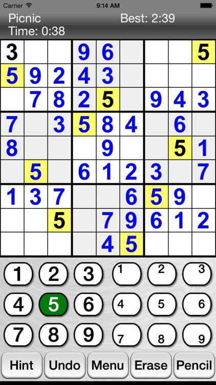 :) Sudoku