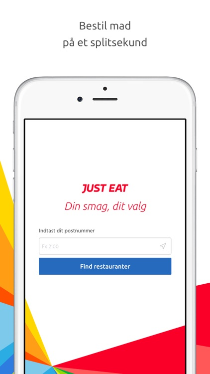 JUST EAT - Take Away
