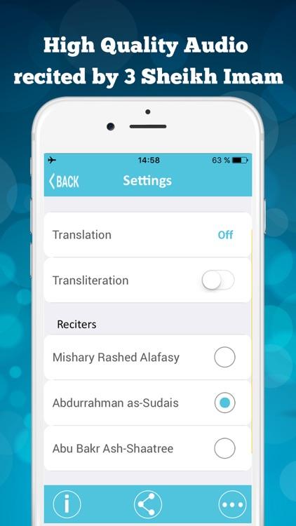 Quran memorization & learning - Beginners & Adults screenshot-3