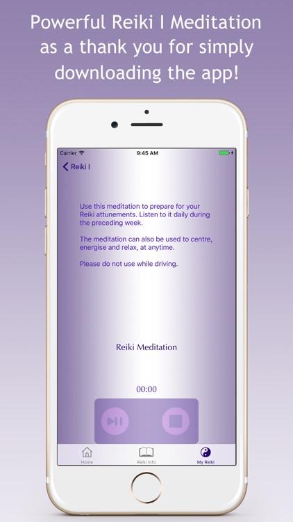 Reiki Energy Healing screenshot-3