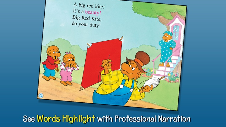 The Berenstain Bears Living Lights Collection #1 screenshot-1