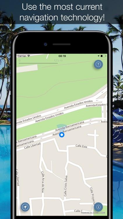 Dominican Republic 2017 — offline map! screenshot-4