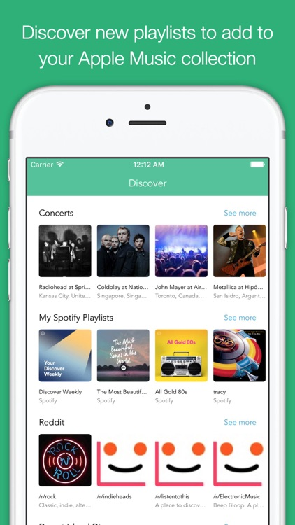Babel - Transfer From Spotify To Apple Music