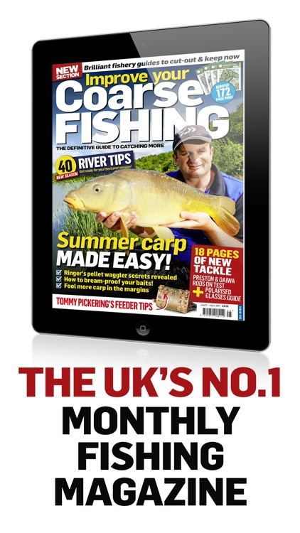 IYCF Magazine: Improve Your Coarse Fishing