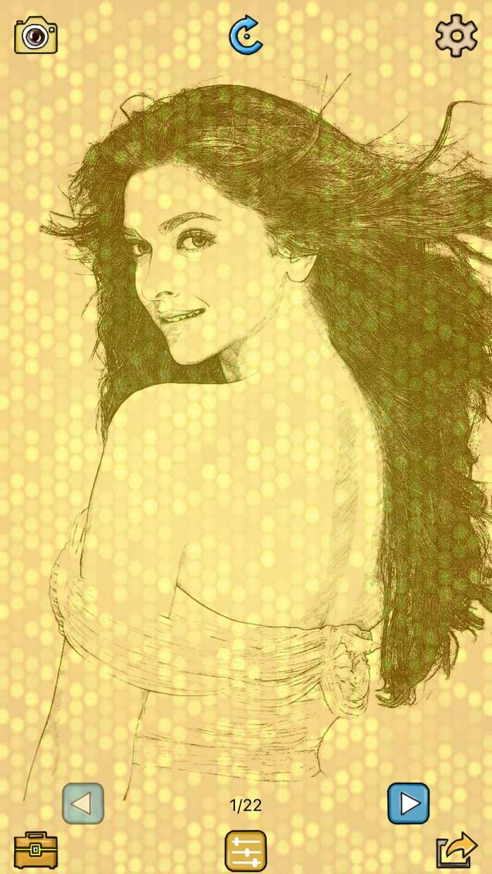 Photo Sketch - Doodle Effects Screenshot