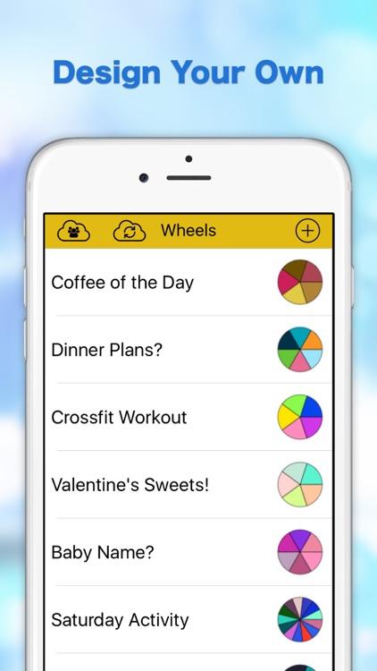 Wheel of What? Pro screenshot-3