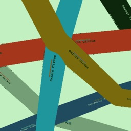 London Tube 3D Map