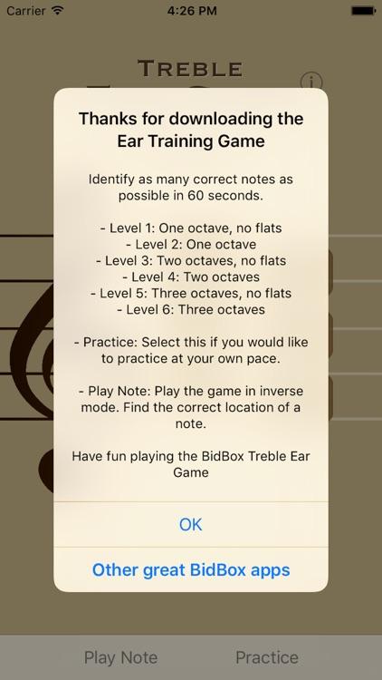 Treble Ear Game screenshot-4