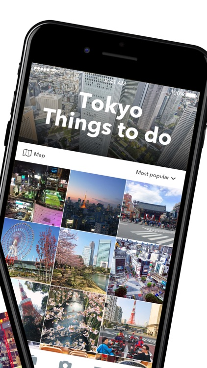Spottly Photo Travel Guide For City Trip Planning