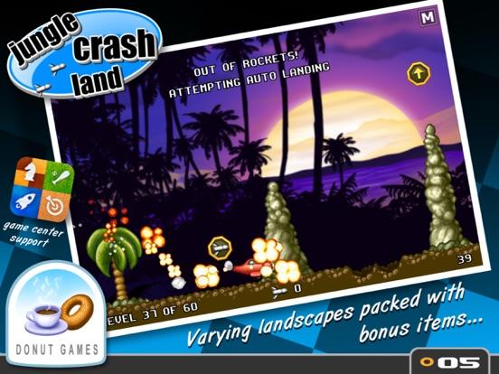 Screenshot #5 pour Jungle Crash Land