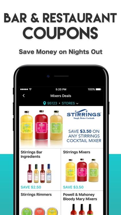 bevRAGE - Cash Back Rebates on Beer, Liquor & More screenshot-3
