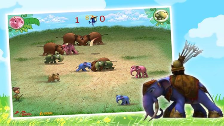 Jungle Elephant War screenshot-3