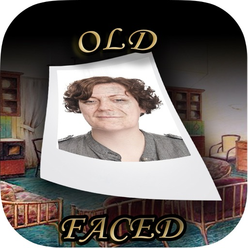 OldFaced - The Old Face Photo Booth