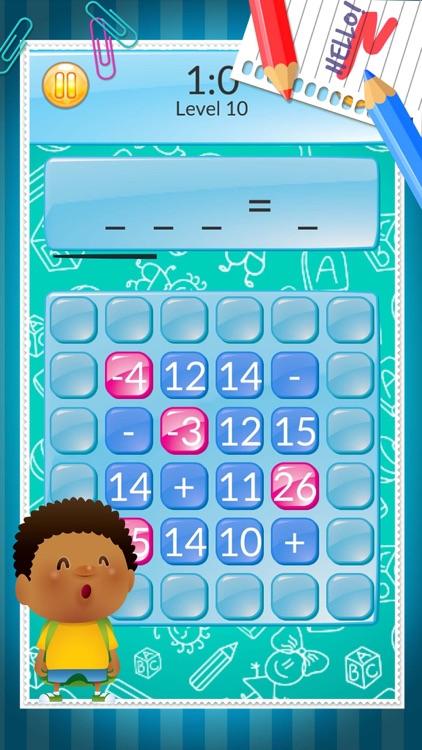 Endless Math Puzzle - Infinite Numbers screenshot-3