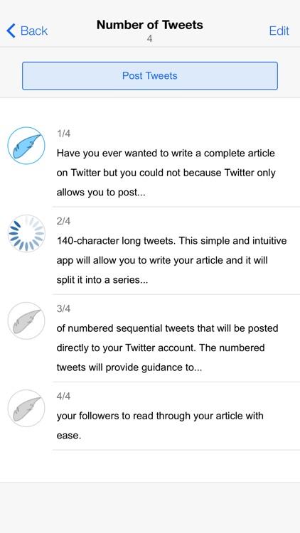 TweetArticles screenshot-3