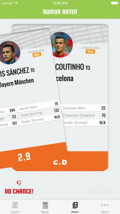 Football Whispers screenshot-4