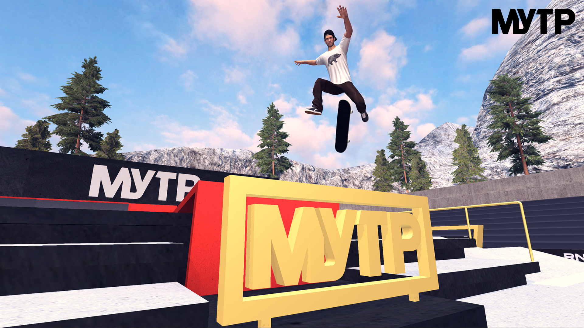 MyTP Skateboarding screenshot 12