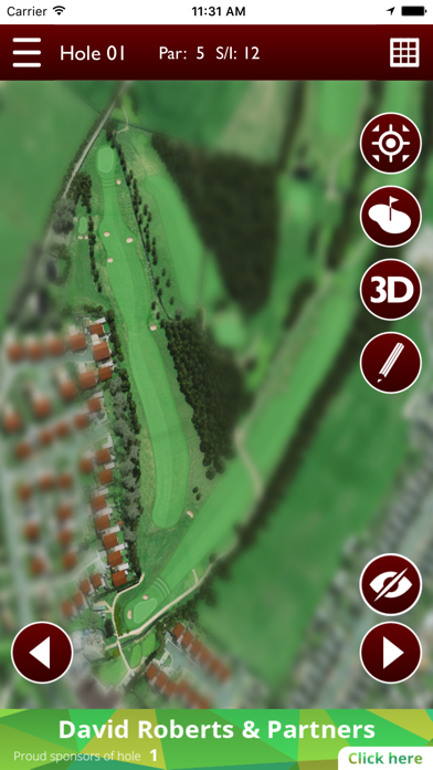 Southport Old Links Golf Club screenshot three