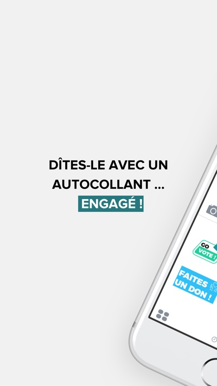 Le Sticker Engagé