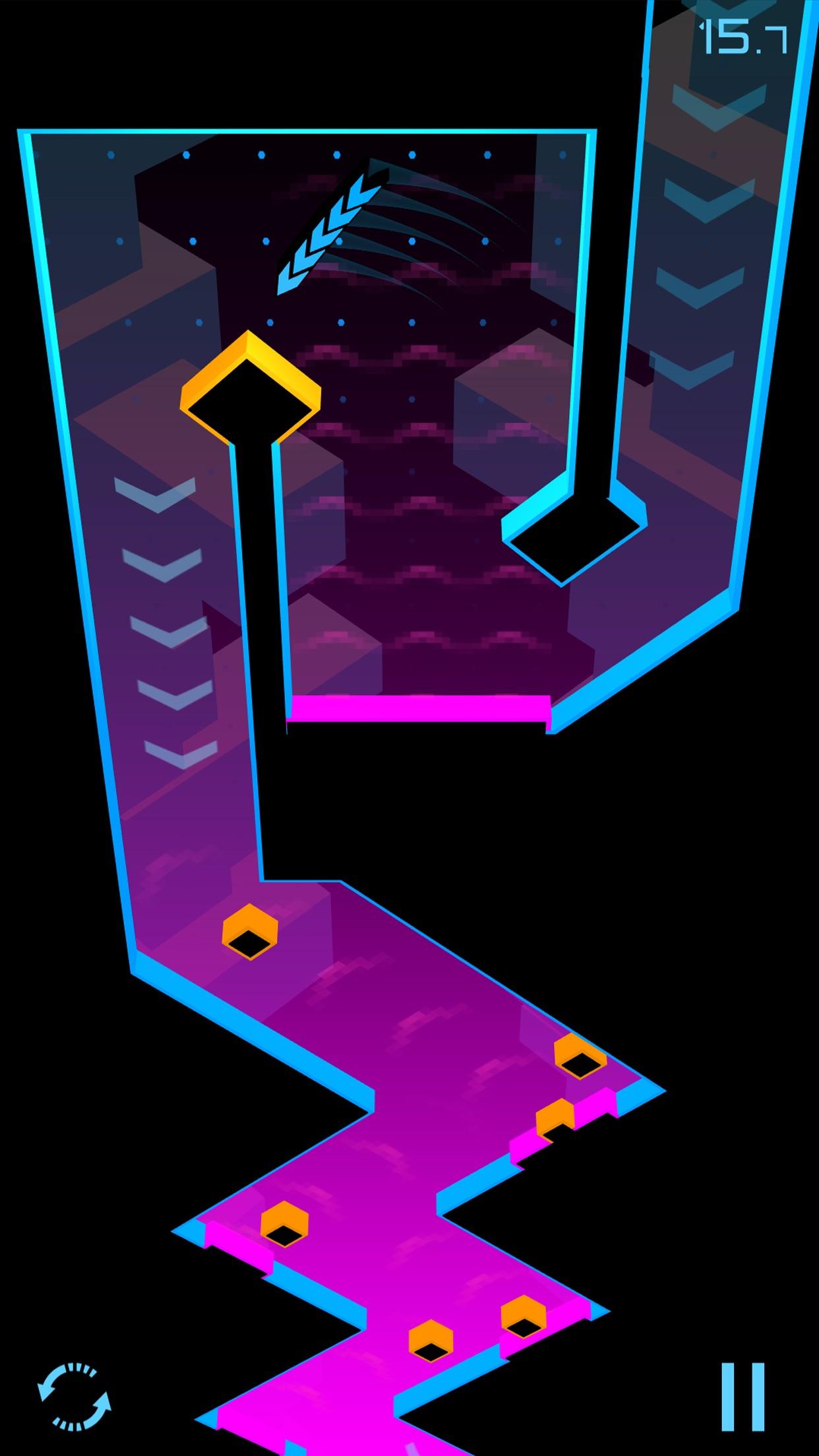 Screenshot do app Aero Effect