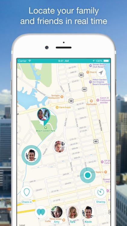 Find My Family & Friends Phone Locator by 99check