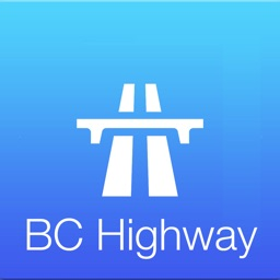 BC Highway Traffic Cam +Map