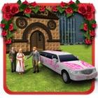 小教堂婚礼的3D停车场 - 豪华轿车模拟器 icon