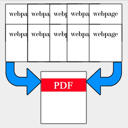 Webpages to PDF Converter