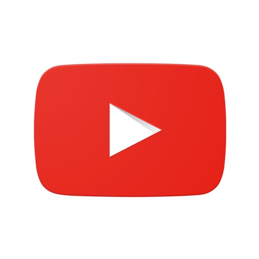 YouTube - Watch Videos, Music, and Live Streams app logo