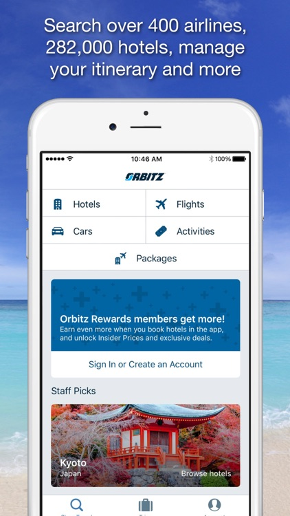 Coupons for orbitz flights only