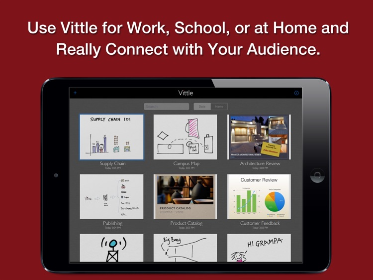 Vittle: Smart Whiteboard Video screenshot-4
