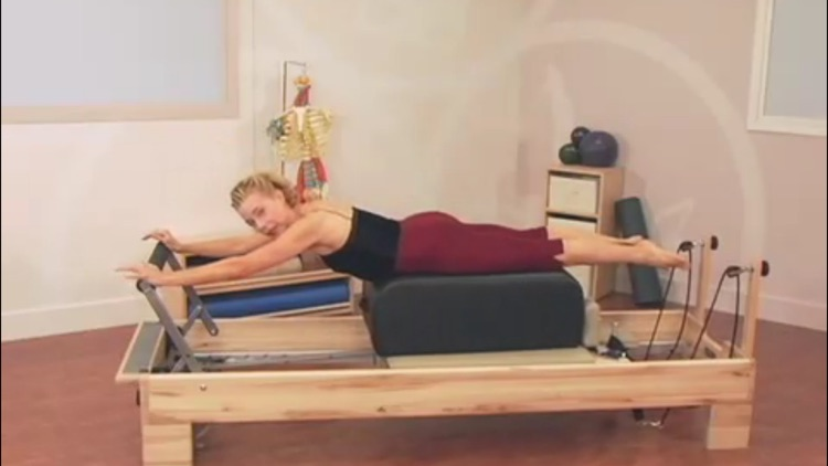 Pilates Reformer Beginners screenshot-2