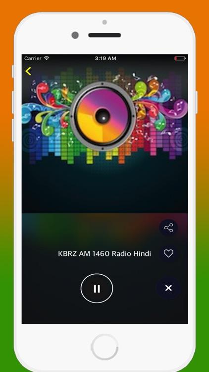 Radio India FM & AM - Live Radio Stations Online screenshot-4