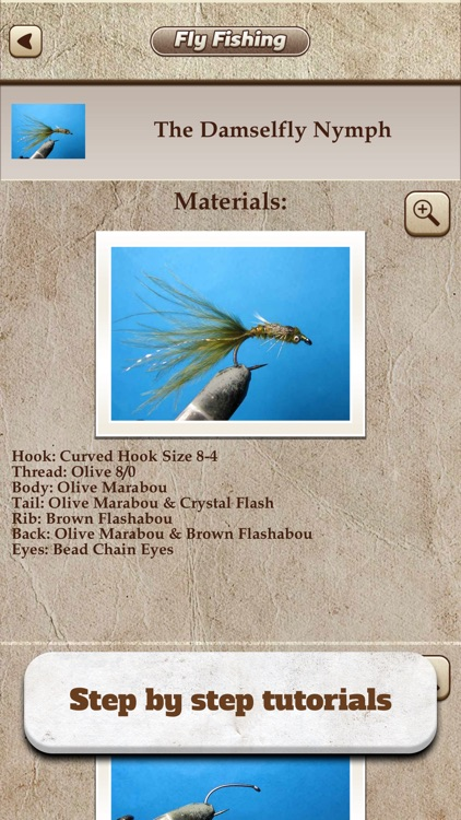 Nymphs & Wets: Fly Tying Techniques Knots Patterns screenshot-3