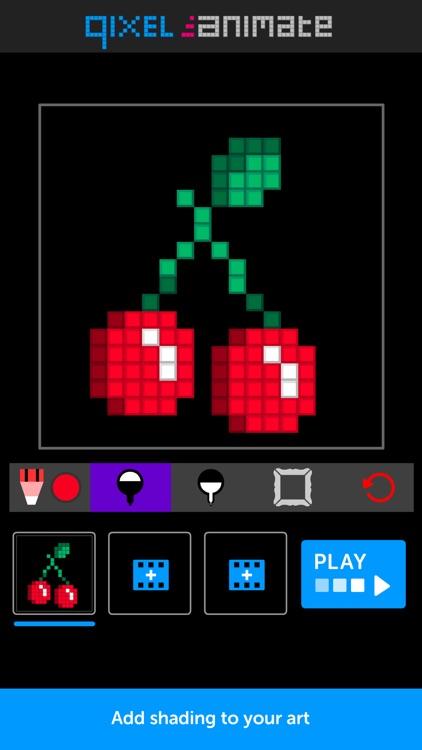 Qixel Animate - pixel animator screenshot-3