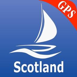 Scotland GPS Nautical charts