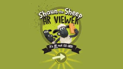 Shaun the Sheep - AR Viewer screenshot one