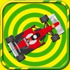Jogo de corrida de gravidade carro simulador de ad icon