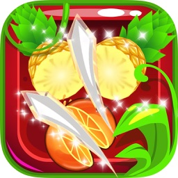 Fruit slice - Pop fruit splash