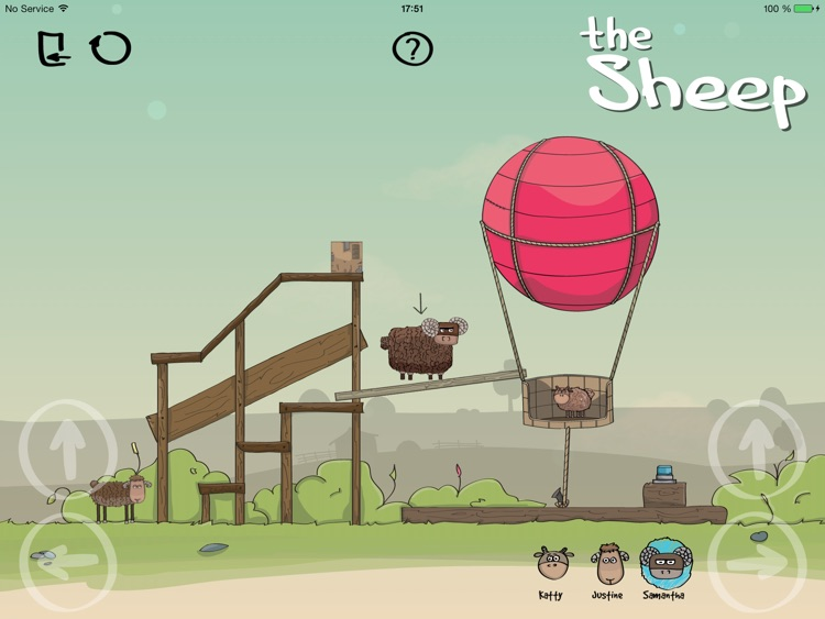 the Sheep HD screenshot-0