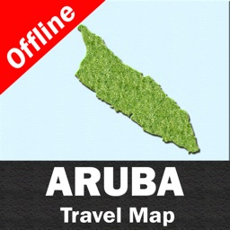 ARUBA – GPS Travel Map Offline Navigator
