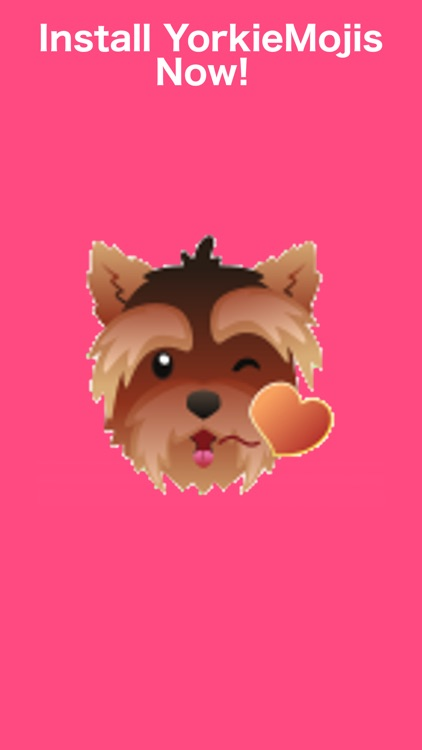 YorkieMojis screenshot-3