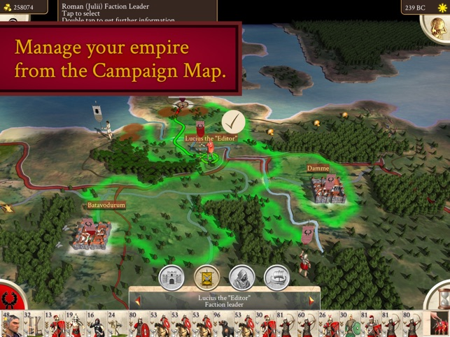 Rome total war on the app store rome total war on the app store gumiabroncs Image collections