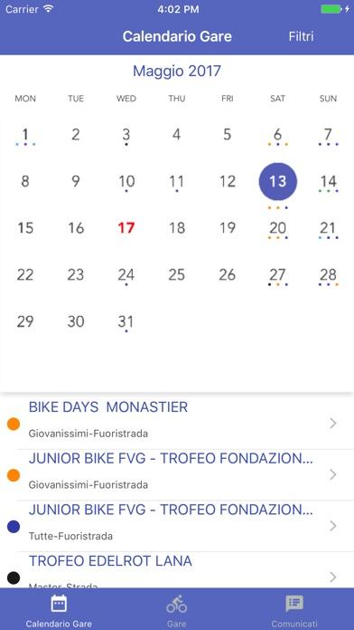 Fci Calendario.Gare Ciclismo Fci By Dario Broccardo Sports Category